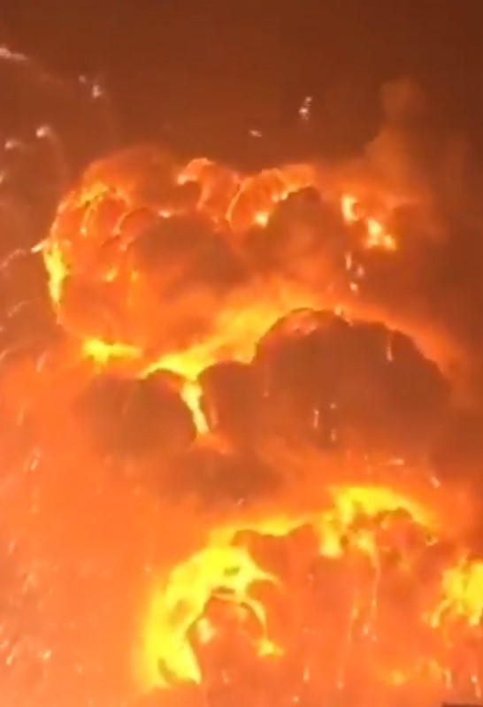 Awesome – Tianjin Explosions (173 fatalities)