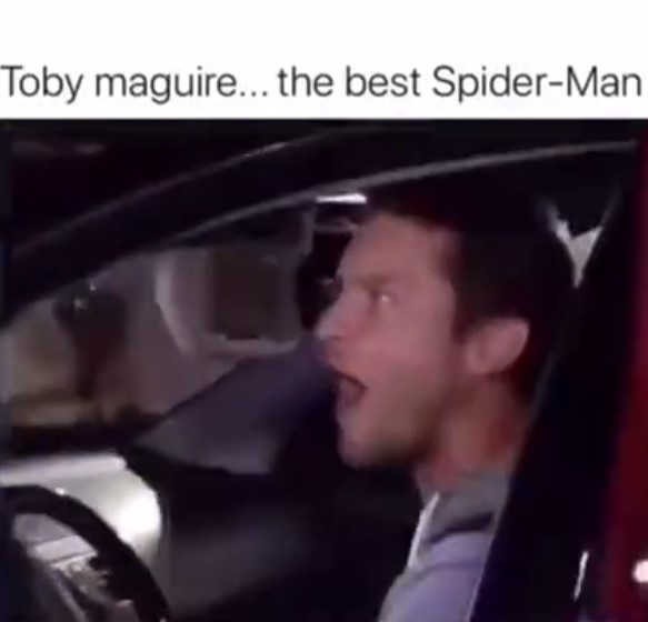 Funny – Thank you spiderman